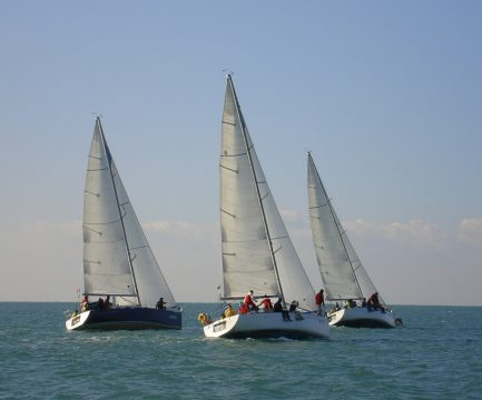 2005: Trofeo invernale forSailing