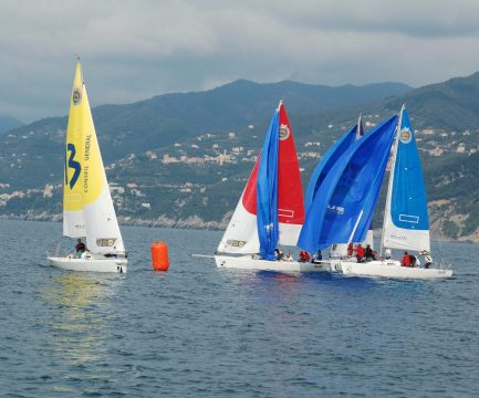 2015: Trofeo invernale forSailing
