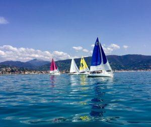 2018: Trofeo Primaverile forSailing