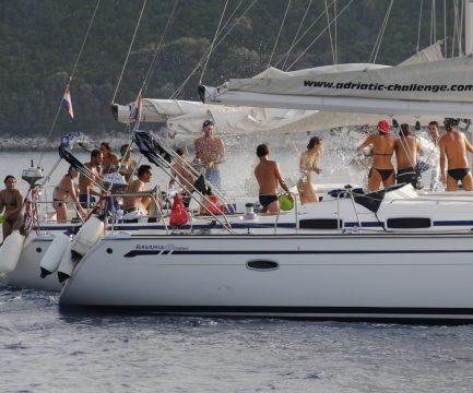 Flottiglia forSailing di mezza estate