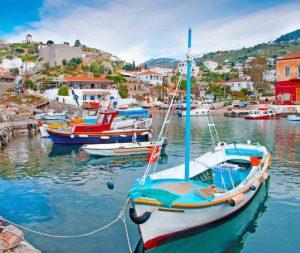 Grecia – Peloponneso