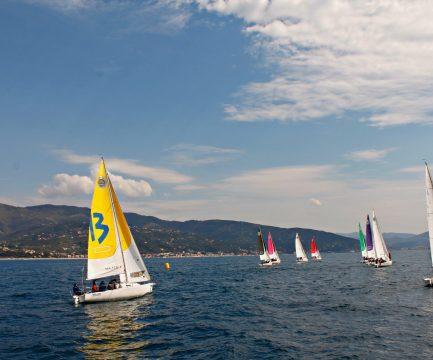 2017: Trofeo primaverile forSailing